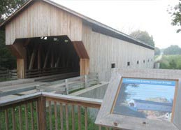Jackson Truss Covered Bridge